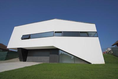 2010 Residence in Slovakia Dom Zlomu