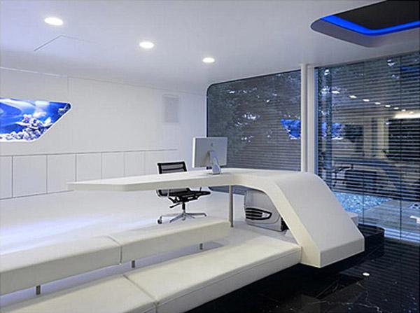 Interior Design Futuristic Interior Design Gallery from Luxury House