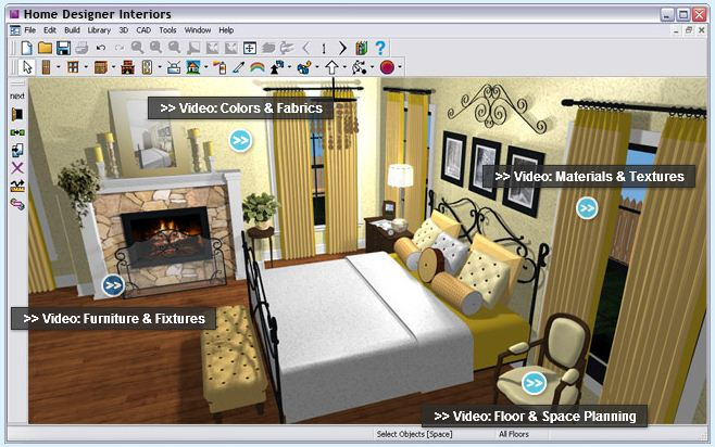 free diy home design software