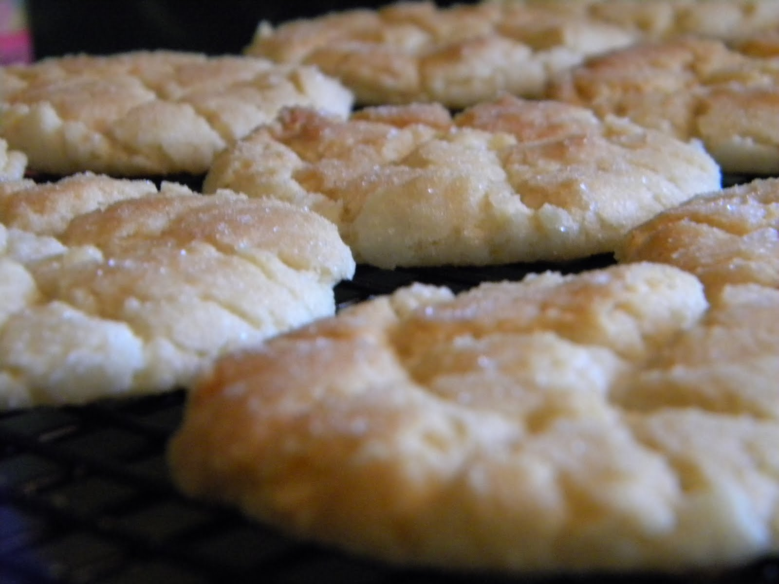 The Love Family of 5: Chewy Sugar Cookies