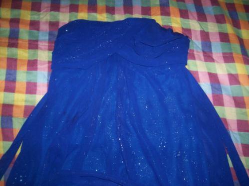 Azul corto