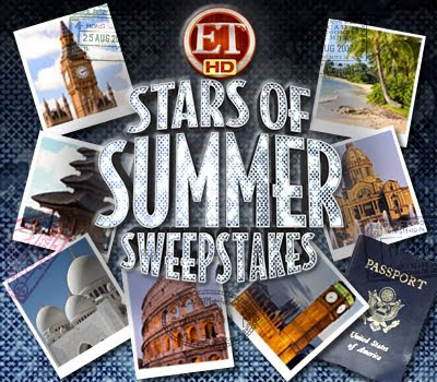 ET Stars of Summer Sweepstakes
