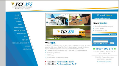 TCI XPS Tracking - Track Courier, Freight & Docket Online
