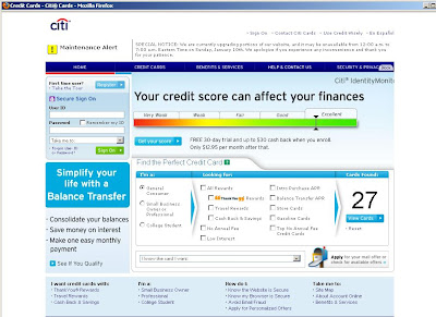 citicards.com  make a payment