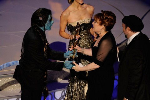 Oscar 2010: Star Trek wins Best Make Up awards
