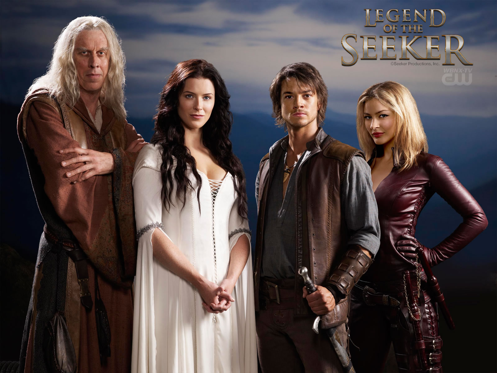 legend of the seeker free online