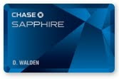 Chase Sapphire Card Review : Flexible Rewards