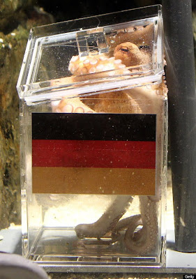 Paul The Octopus predicts the Germany as World Cup Winner