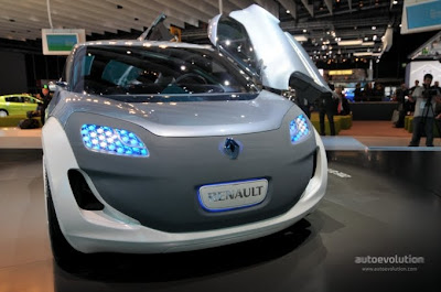 Renault Electric Car Zoe Price Confirmed