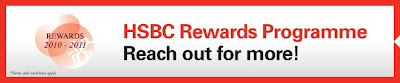 HSBC Credit Card Rewards Program review