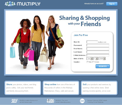 www.multiply.com: sign up and sign in to store & store photos & videos