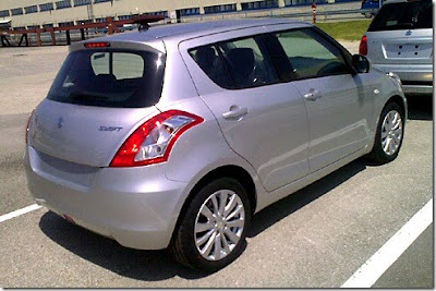 New Maruti Suzuki Swift 2011 Vs Maruti Suzuki Swift 2010