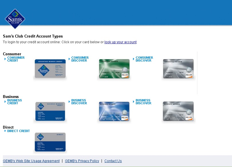 How to activate your Sam�s Club Discover Card online