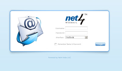 Mail4india Login guide using net4mail webmail