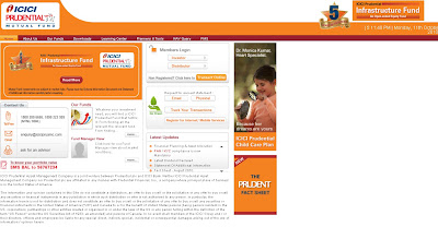 ICICI Prudential Mutual Fund Customer Care Review