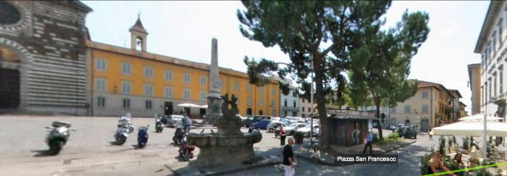 Chigurni rosticceria gastronomia for Piazza san francesco prato