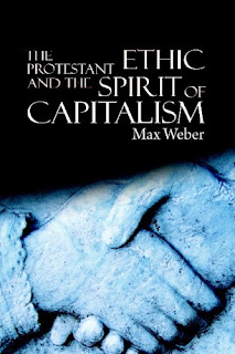 max weber protestant ethic thesis