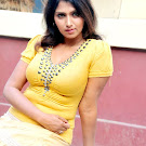 Bhuvaneswari in Tight Yellow Dress Hot Pics