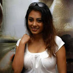 Meenakshi Cool in White TShirt Spicy Photos