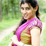 Archana  Veda in Half Saree Photos