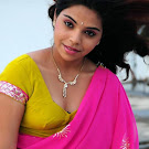 BGrade Actress Srilekha in Pink Half Saree Spicy Photos