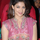 Tanvi Vyas in Pink Dress  Cute Pictures
