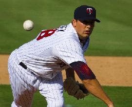 Twins Pitcher Kevin Mulvey