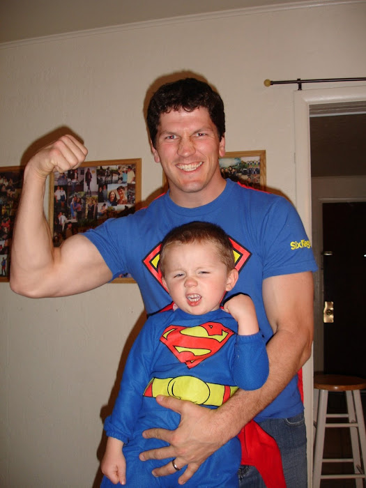 Now that's superman