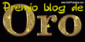 Premiu Blog de Oro