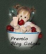 Premio Blog Goloso