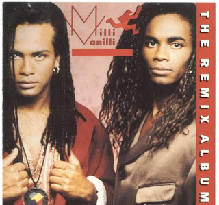 Milli Vanilli, a Grammy award winner that lost its title, were the hottest group at one time