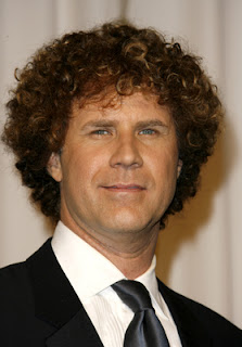 Will Farrell at the Oscars, should have sung Funky Nassau with that hair