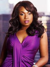 jennifer hudson now has an avon contract as spokesmodel for its Imari cosmetics brand