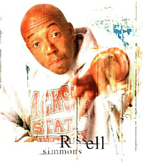 Hip-hop spokesman Russell Simmons, who co-founded Def Jam, a rap music label that Jay-Z is now president of
