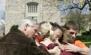 Virginia Tech massacre leaves families and a nation in tears