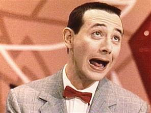 Pee Wee Herman of Pee Wee's Fun House