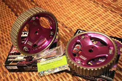 HKS adjustble campulley