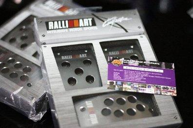 Ralli art manual pedal