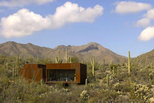 Xs650 Traveler Desert Nomad House Tucson