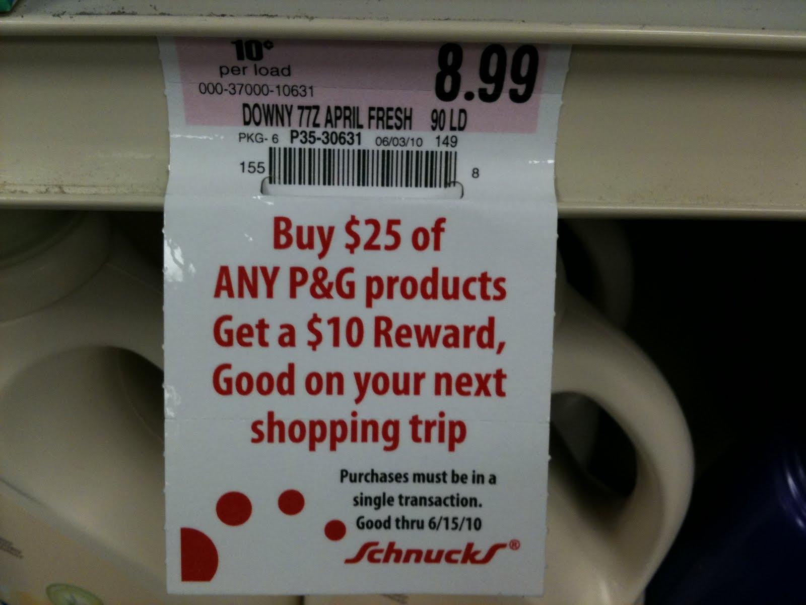 Schnucks coupons