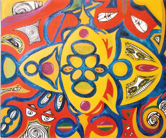 jaune rouge bleu 1995