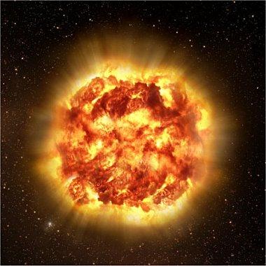 Universo y Ciencia Supernova