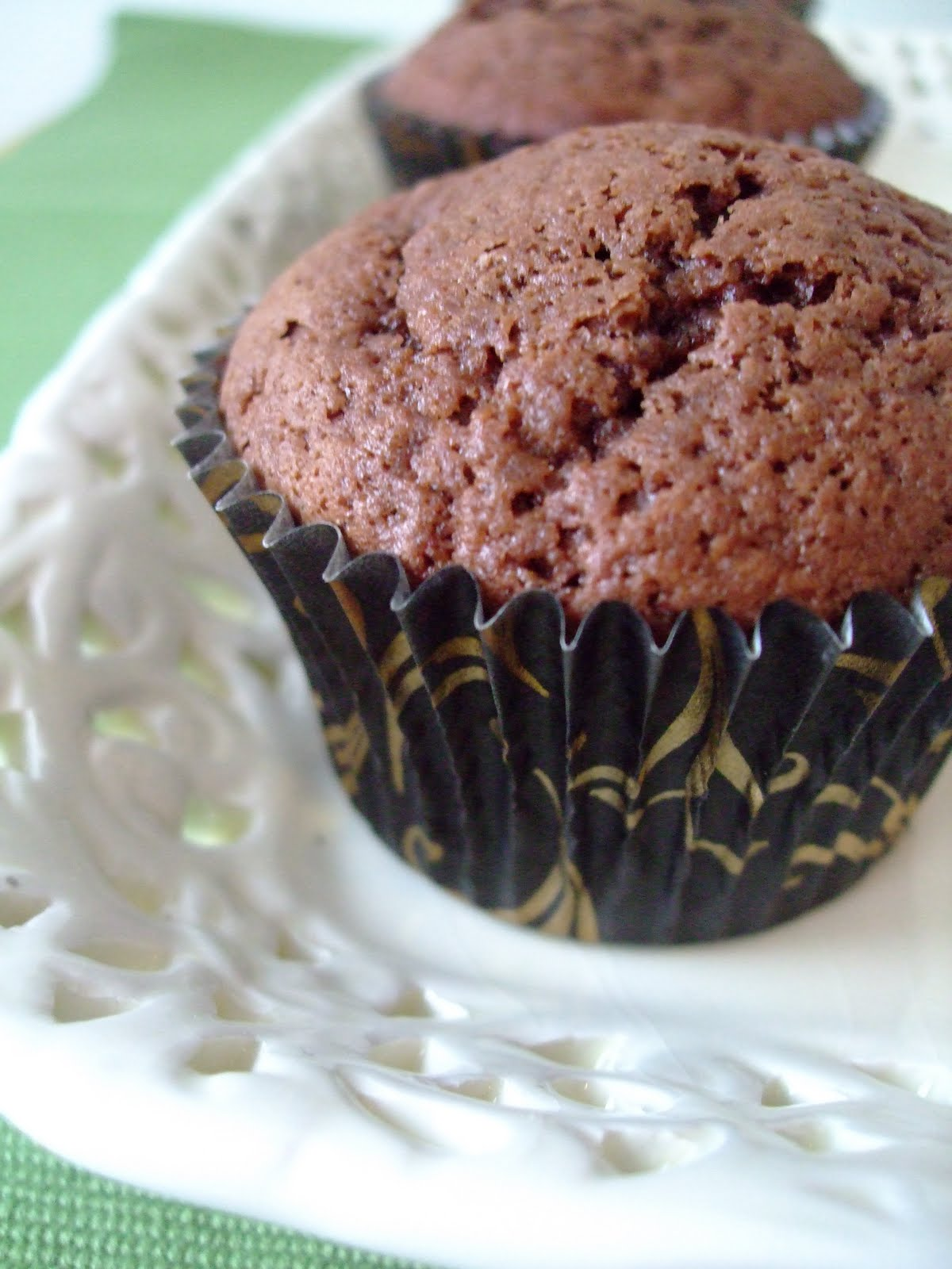 muffins recept leila