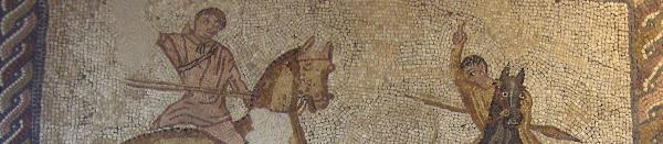Càceres, mosaico romano
