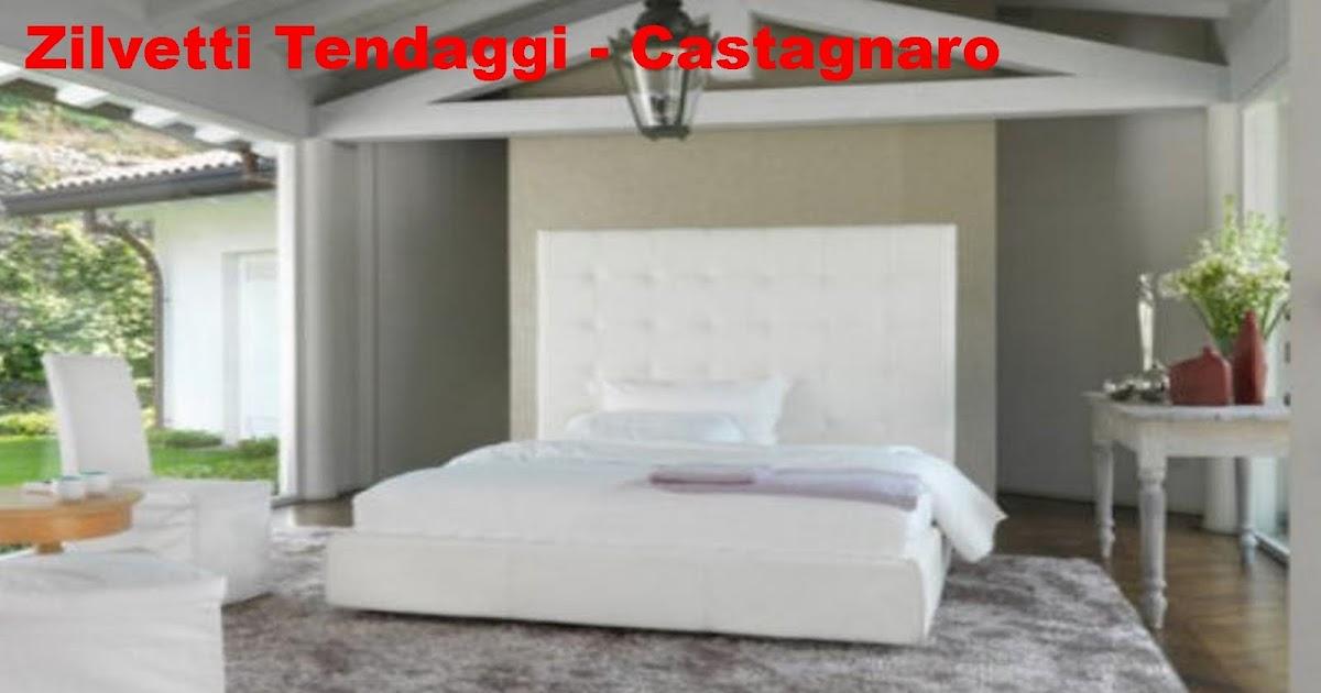 Tende materassi letti poltrone divani zilvetti tendaggi for Letti imbottiti prezzi