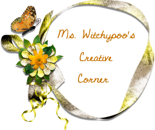 Ms. Witchypoo's Creative Corner