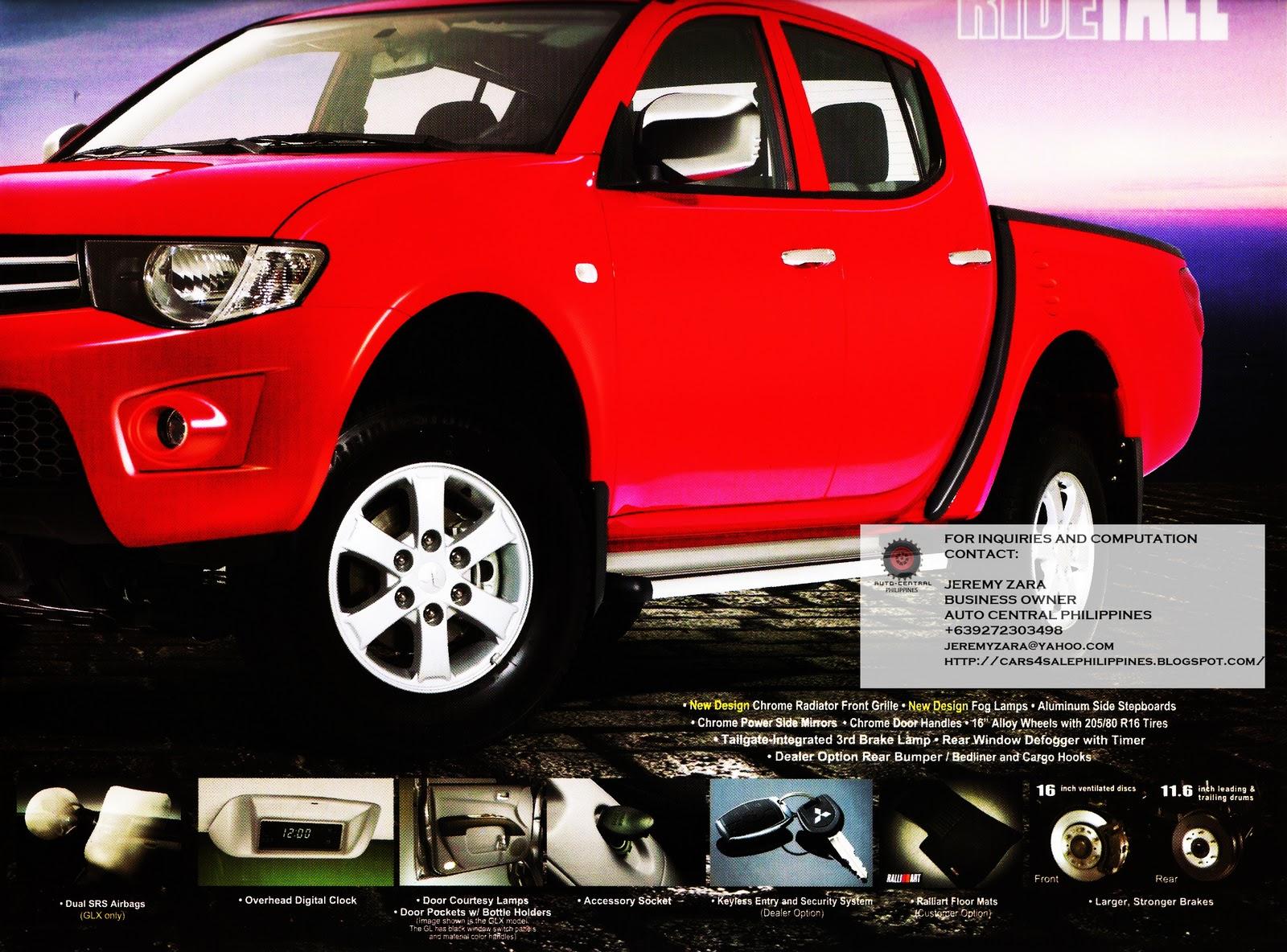 mitsubishi triton bakkie used cars trovit autos post. Black Bedroom Furniture Sets. Home Design Ideas