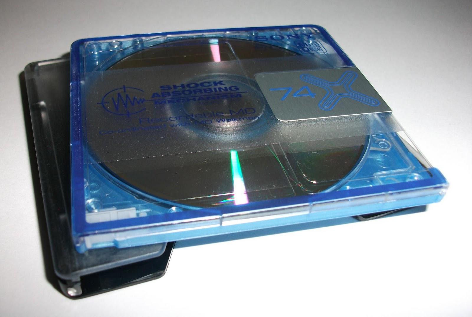 Download NetMD USB-Drivers voor uw Sony MiniDisc met ...
