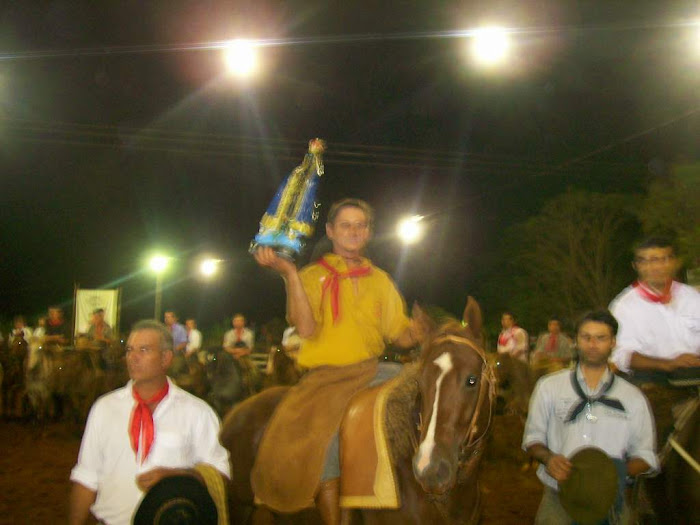 Abertura oficial da XI Festa Campeira do CTG Tropeiros do Buricá - 01.05.09