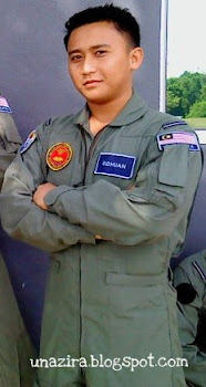 Officially pilot RMAF